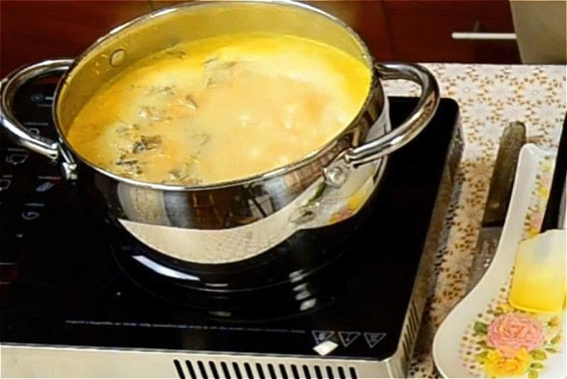 Grybnyj sup z sushenyh grybiv 2
