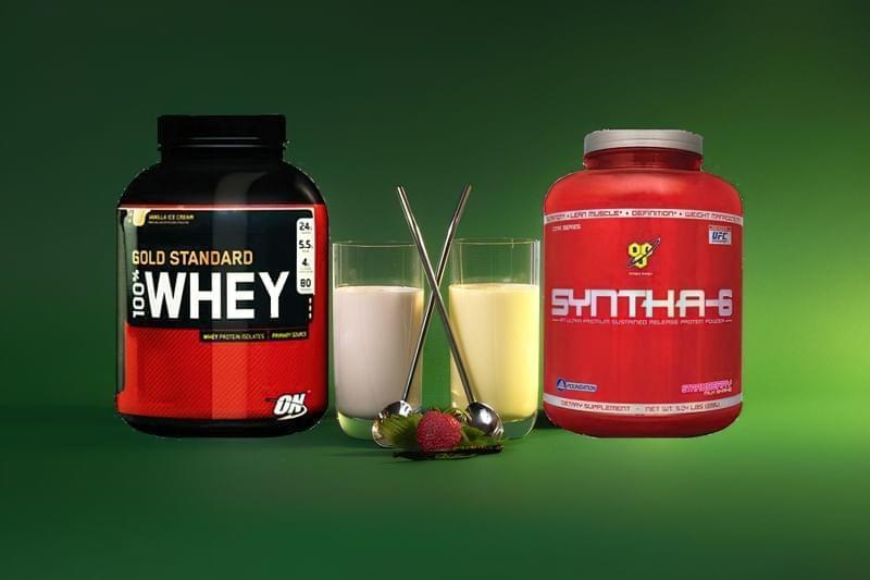 Sportyvnyj proteyin