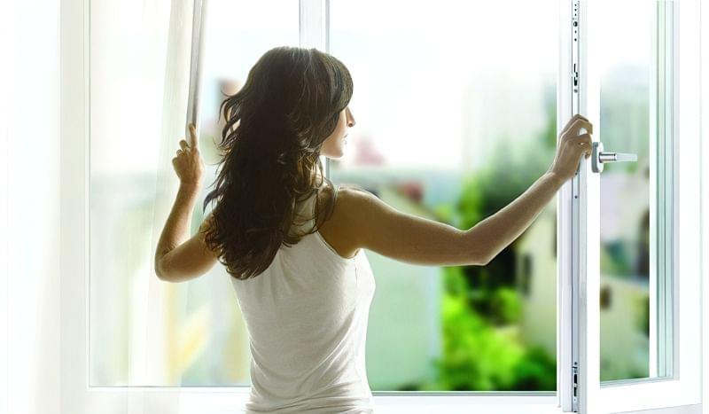 Як правильно провітрити приміщення в будь-яку погоду? 2