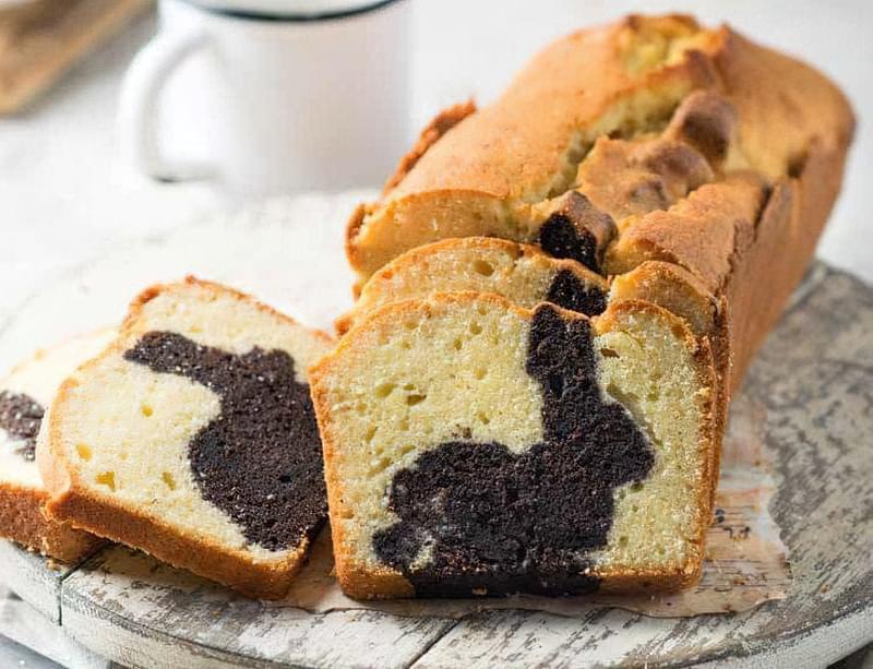 """Рецепти пасхальної випічки: шоколадні кекси """"Великодній заєць"""" 1"""