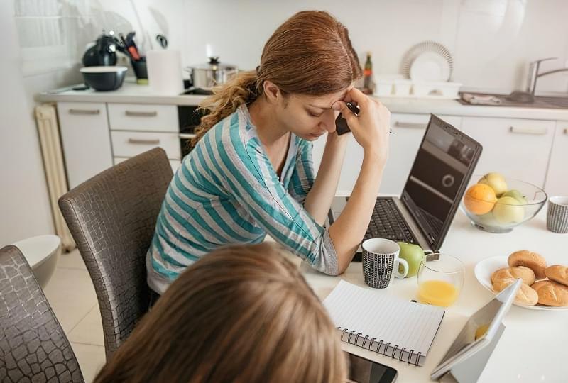 Що заважає працювати віддалено? Діти, гаджети, нерви 1